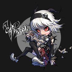 The anime of Capricorn