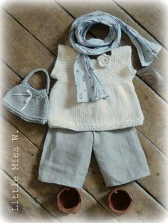 Tuto : doll clothes