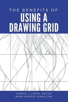 What are the benefits of using a drawing grid to create line drawings? Are there better, more accurate ways of drawing line drawings or is a drawing grid the best method? Drawing Grid, Basic Drawing, Drawing Lessons, Drawing Techniques, Drawing Tips, Art Lessons, Drawing Ideas, Sketching Tips, Pencil Sketching