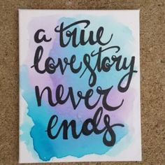 Shop Inspirational Quote Canvas On Wanelo