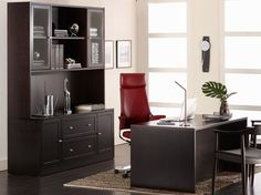 Dania - Create a beautiful workspace in your home or at the office with our Royal office collection.