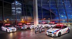 BMW Safety Car Fleet