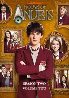 House of Anubis - Nick's Working on DVDs for 'Season 2, Volume 1' and 'Season 2, Volume 2'