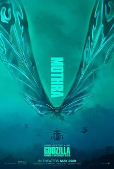 Copy of Copy of Godzilla: King of the Monsters movie Art Silk Poster Decor silk … Copy of Copy of Godzilla: King of the Monsters movie Art Silk Poster Decor silk print Mothra Movie, Animatronic Fnaf, Little Poney, Keys Art, Chef D Oeuvre, Monster S, Monster Movie, Creature Feature, Movies 2019