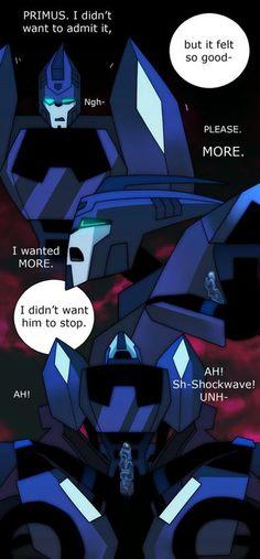 505 Best Blurr X Shockwave images in 2019   Transformers