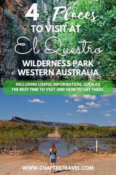 El Questro Wilderness Park: A natural beauty in Western Australia Australia Travel Guide, Australia Tours, Coast Australia, Visit Australia, Western Australia, Brisbane, Melbourne, Sydney, Great Barrier Reef