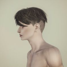 My Sims 3 Blog: Simsimi 06 & 08 Hair Edits for Males
