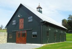 Bank Barn – Bank Barns | KingBarns.com