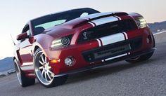 Ford Mustang Shelby GT500 Super Snake - foto Divulgação