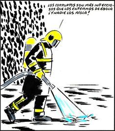 Andrés Rábago (Madrid, 1947) es pintor y dibujante. Durante los años setenta y ochenta, bajo el seudónimo OPS, colaboró en numerosos medios, como Hermano Lobo, La Codorniz, Triunfo o Madriz. Su dibujo hacía referencia al inconsciente y se situaba en un contexto estilístico próximo al surrealismo y al movimiento Pánico.