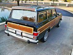 Jeep, Wagoneer