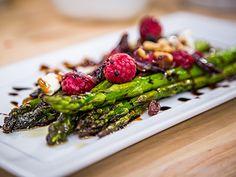 Home & Family - Recipes - Cristina Cooks With Asparagus | Hallmark Channel