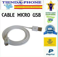 CABLE USB CARGA Y DATOS PARA MOTOROLA DEFY MICROUSB ADAPTADOR AC MICRO DATA SYNC