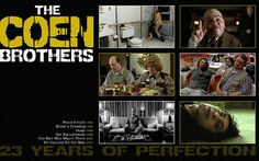 Coen Brothers Movies. Love all