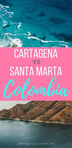 If you're considering visiting Cartagena Colombia, think twice and visit Santa Marta Colombia instead. Not only will it make your Colombia travel experience better, but it's a much better option for budget travel in Colombia. Read more to find out why!