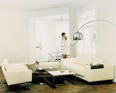Lounge Arc floor lamp - Bolia