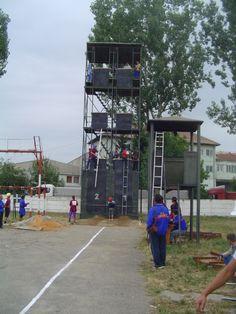 Concurs pompieri profesioniști, Etapa zonală Oraştie - Hunedoara 2007