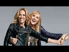 Sheryl Crow & Melissa Etheridge - Photo Shoot and Interview for AARP magazine
