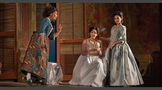 Susanna Phillips Opera Met | mozart s cosi fan tutte photo marty sohl metropolitan opera