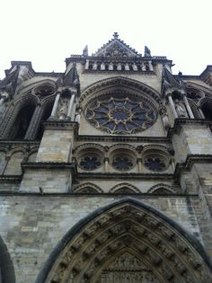 Cathédrale Notre-Dame - Reims. www.fondationsolangebertrand.org