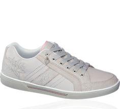 adidas sneakers dames wit van haren