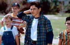 The Sandlot Kids - every girl liked Rodriguez growing up! The Sandlot Kids, Sandlot Benny, Sandlot 2, 90s Movies, Good Movies, Movie Tv, Baseball Movies, Baseball Boys, Movies Showing
