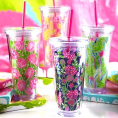 These are the best tumblers ever--
