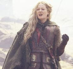 Uploaded by no face. Find images and videos about the hobbit, lord of the rings and LOTR on We Heart It - the app to get lost in what you love. Fellowship Of The Ring, Lord Of The Rings, Lotr, I Am No Man, Female Armor, O Hobbit, J. R. R. Tolkien, Shield Maiden, The Two Towers