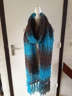 S70 - Lange sjaal