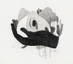 Drawings by Inca Pan