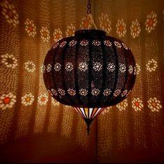 Moroccan Lamp. Wanelo.