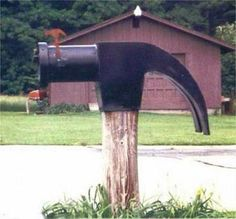 Hammer Mail Box