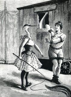 Max Ernst, Une semaine de bonté (A week of kindness), c. 1934.