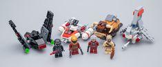 Très vite testé : LEGO Star Wars Microfighters 2020: On jette aujourd'hui un rapide coup d'œil aux sets LEGO Star Wars… #LEGONews #LEGO Obi Wan, Lego Star Wars, Star Wars Episode Vi, Dc Comics, Chibi, Lego News, Cool Lego, Bricks, Legos