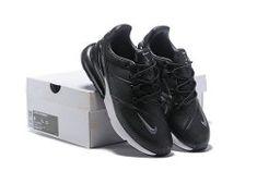 Neu Nike Air Max 270 Womens Running Shoes Triple White