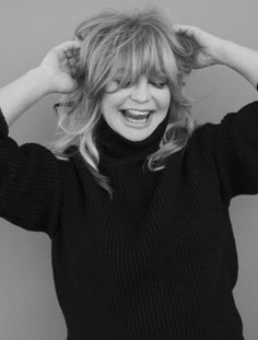 After a 15-year hiatus, the great, glass-ceiling-shattering Goldie Hawn is back in the picture, and having a laugh with the ladies for whom she paved the way.
