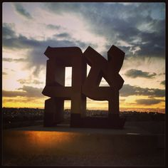 #robertindiana #love #sculpture #israelmuseum #jerusalem