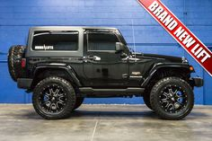 Used 2011 Jeep Wrangler Sahara with miles at Northwest Motorsport in Puyallup, WA. Buy a used Black Jeep Wrangler. Jeep Wrangler Wheels, Black Jeep Wrangler, 2011 Jeep Wrangler, Jeep Wrangler Sahara, Jeep Rubicon, Jeep Jeep, Jeep Wrangler Unlimited, 2 Door Jeep, Badass Jeep