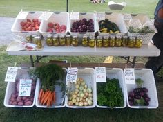 다트머스대 농민시장 (Hanover Area Farmers Market, Dartmouth College)