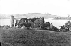 Portora Ruins, Enniskillen, Co. Fermanagh