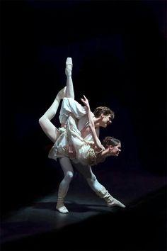 "<<Maria Shirinkina and Vladimir Shklyarov inJohn Cranko´s""Romeo and Juliet"", music by Sergei Prokofiev at Bayerisches Staatsballett / Bavarian State Ballet # Photos © Sasha Gouliaev>>"