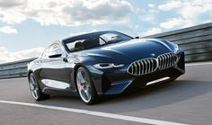 BMW Concept 8 Series is the Car We've Been Waiting For