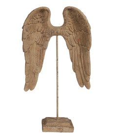 Look at this Wing Figurines on #zulily today!
