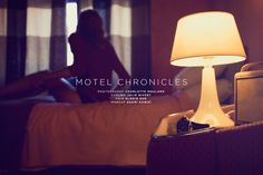 Motel Chronicles, fashion editorial by Charlotte Moulard