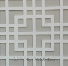 Fretwork On Pinterest Chinoiserie Chic Quatrefoil And