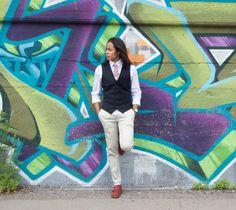 Graffiti - She's a Gent Graffiti, Blazer, Men, Fashion, Moda, Fashion Styles, Blazers, Guys, Fashion Illustrations