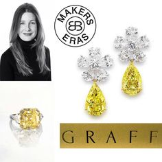 @bonhamsjewels.   New York Senior Specialist, Caroline Morrisey @carolinefmorrissey, has experienced various facets of the diamond industry: wholesale, retail and auction. She is so knowledgeable, her colleagues call her the diamond whisperer. Caroline chooses diamond jeweller extraordinaire Laurence Graff OBE who has handled nearly all  of the world's rarest diamonds during his illustrious career.