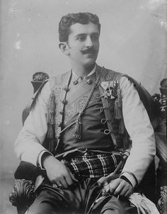Danilo Aleksandar Petrović-Njegoš (29 June 1871 – 24 September 1939) was the Crown Prince of Montenegro. He was the eldest son of King Nicholas I of Montenegro and Queen Milena Vukotić.
