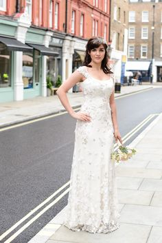 Crescent Dress #crescentdress #elizabethtodd #bridal #wedding #bohemian #vintage #chilternst