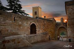 Casa del Cid o Palacio de Arias Gonzalo - ZAMORA (España).